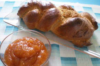 Spiced Ethiopian honey bread image