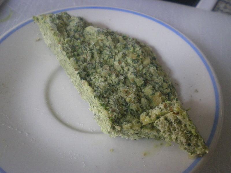 frozen kafkalithre myronia pesto image