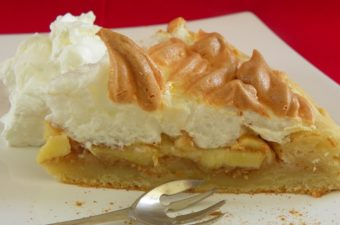 Apple Meringue Galette photo