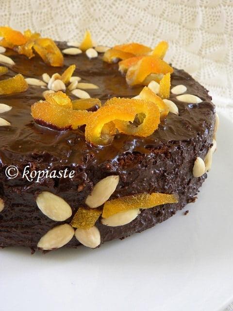 Healthy Anniversary Cake