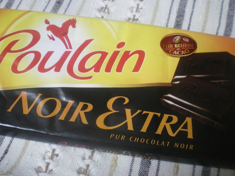 Poulain Dark chocolate image