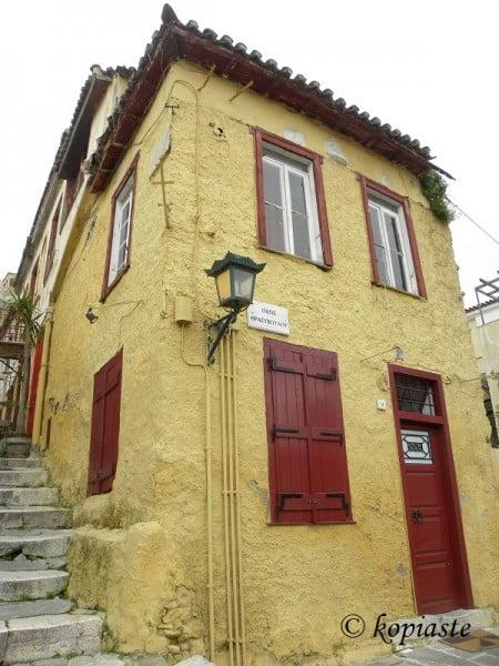 anafiotika-old-house