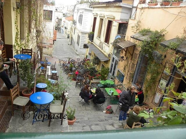 anafiotika-old-town