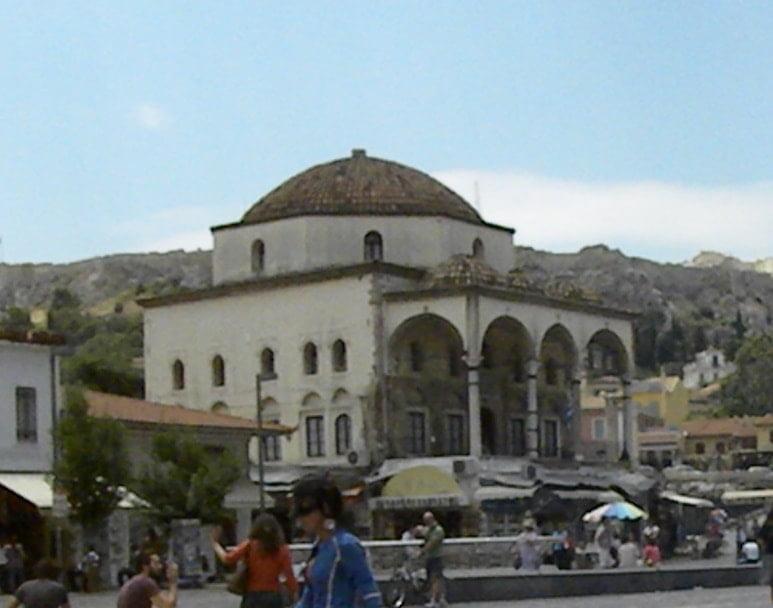 Ottoman mosque image