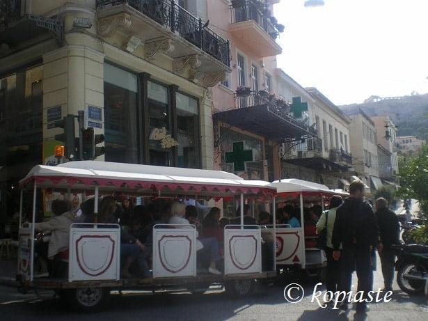 Monastiraki Part Two:  Neighbourhoods of Athens on the foothills of The Acropolis
