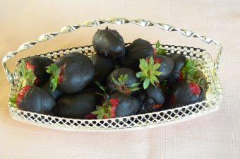 Choco strawberries picture