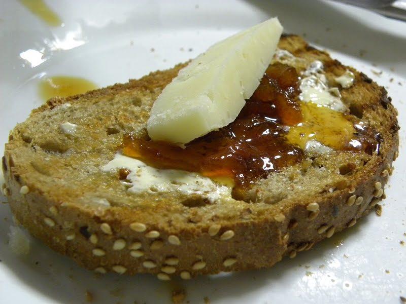 Lemon marmalade and kefalograviera image
