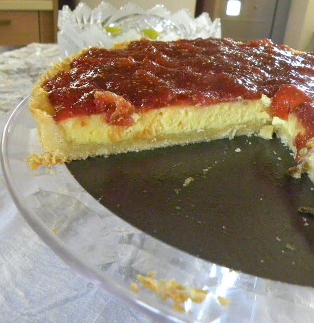 Fig Cheese Tart photo