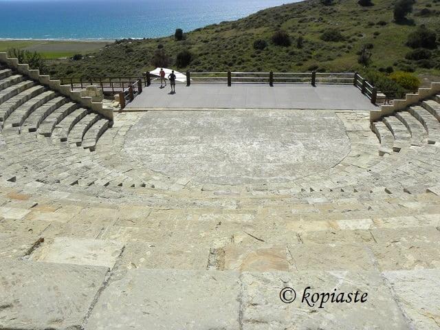 kourion theatre