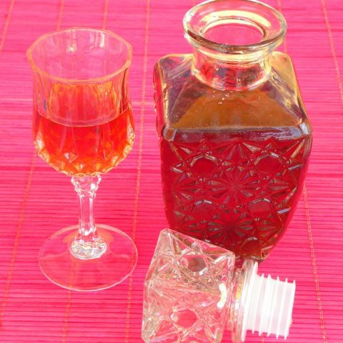 Cherry Pit Liqueur photo