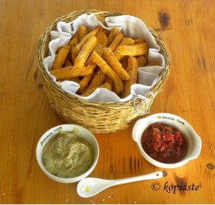 spicy cornmeal bread sticks