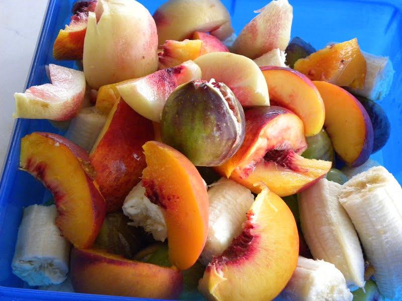 Four fruit jam image