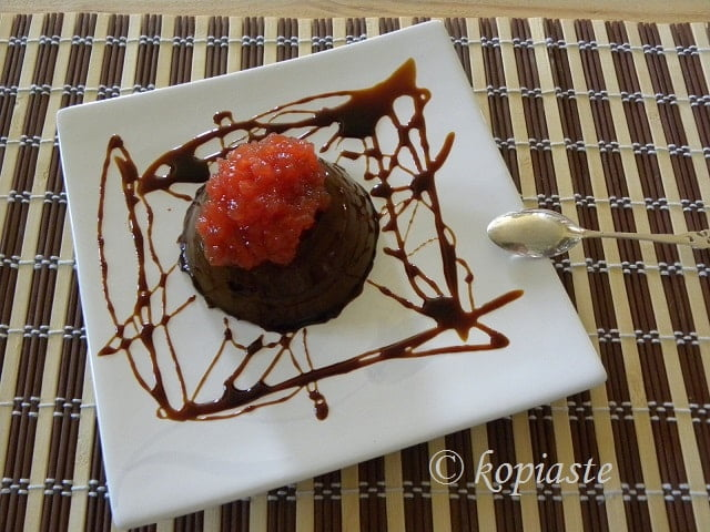 chocolate-carob-pudding