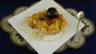 Tsoureki Pudding and Other Bread Puddings