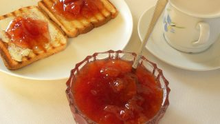 Peach and Nectarine Jam