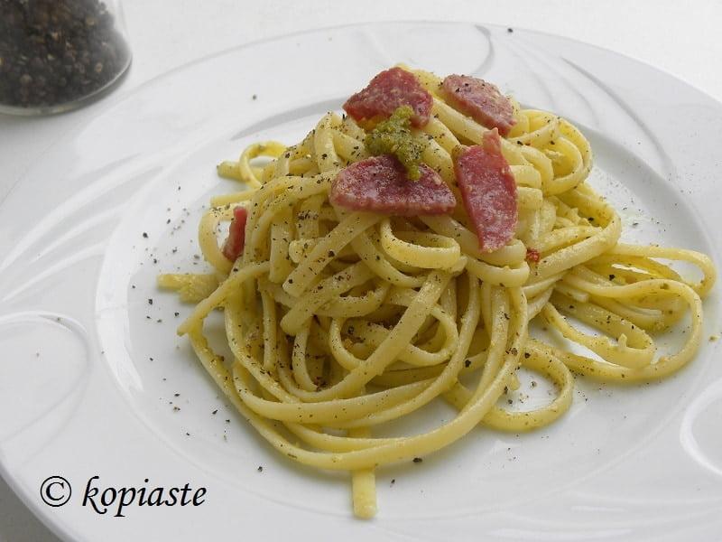 linguine-with-salame-strolghino-di-culatello-and-pesto