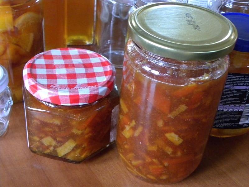 Mandarin Marmalade finished image