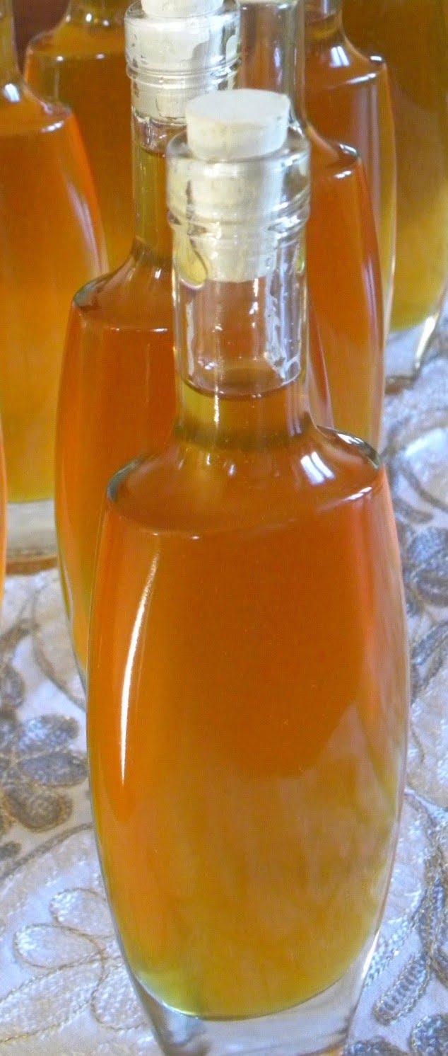 Mandarincello liqueur