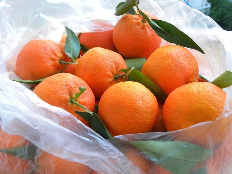 Mandarins image