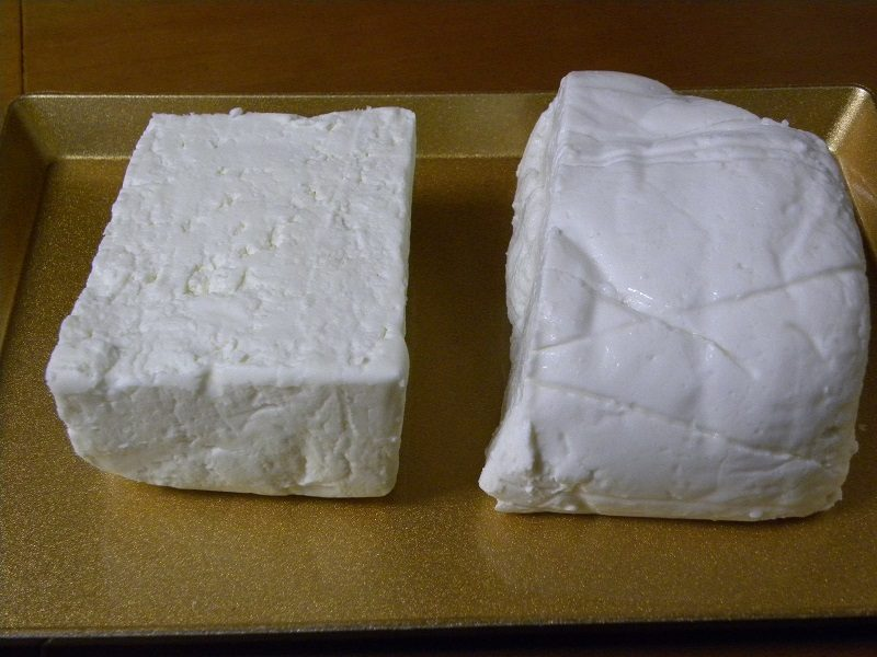 Feta and anthotyros image