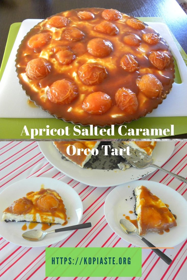 Collage Apricot caramel pate a bomb image