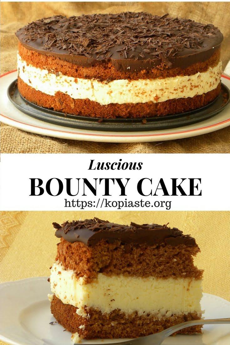 collage Bounty Cake image