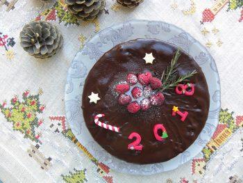 Chocolate Vassilopita Image