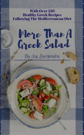 Book cover More Than A Greek Salad image