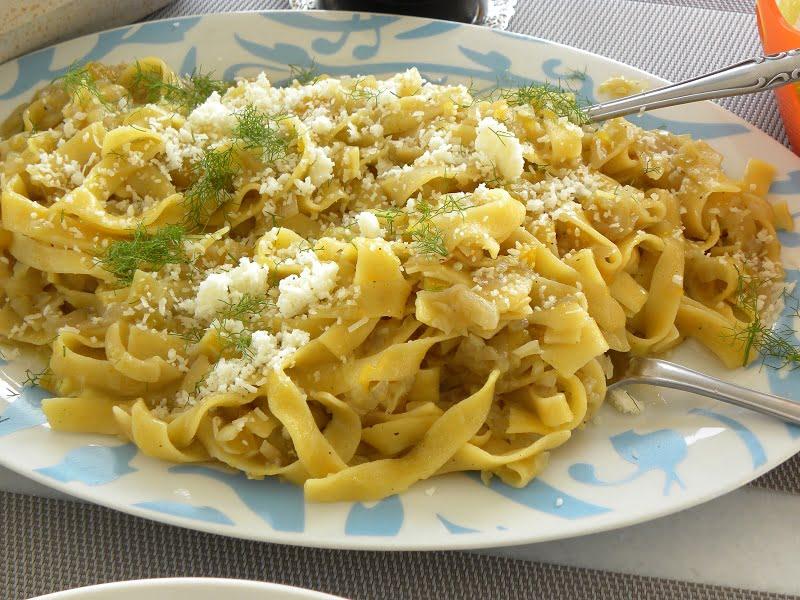 Káposztás Tészta cabbage and pasta image