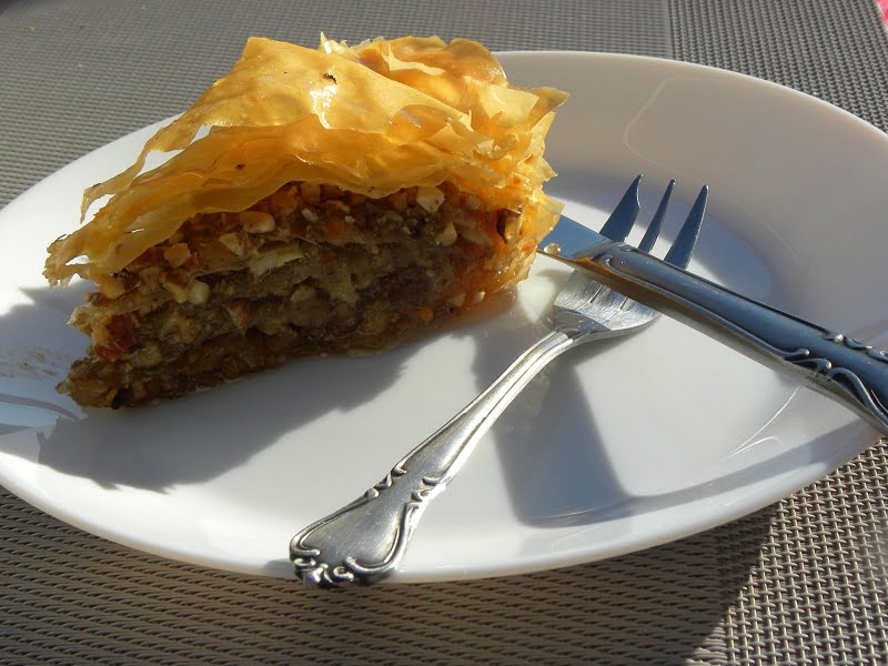 Traditional Greek Baklavas image