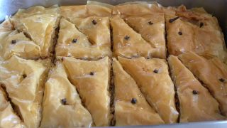 Traditional Baklavas