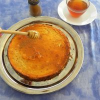 Orange Flavoured Melopita