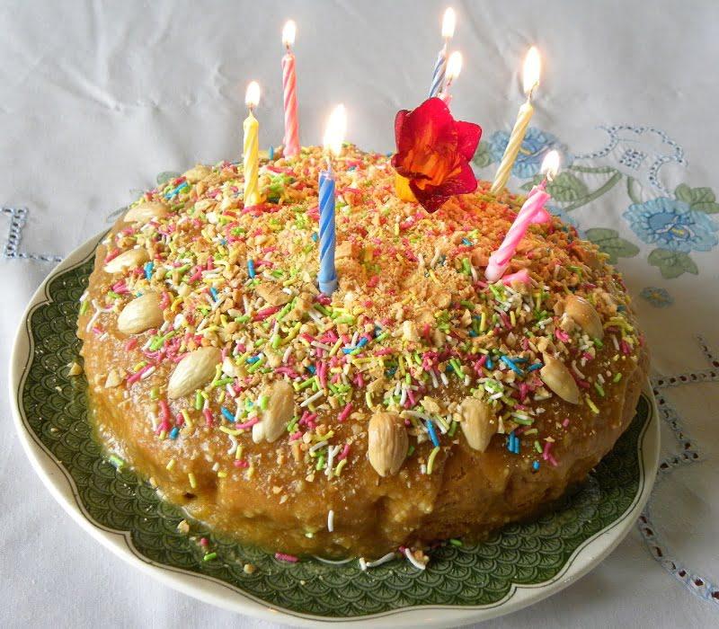 Butternut Squash Cake image