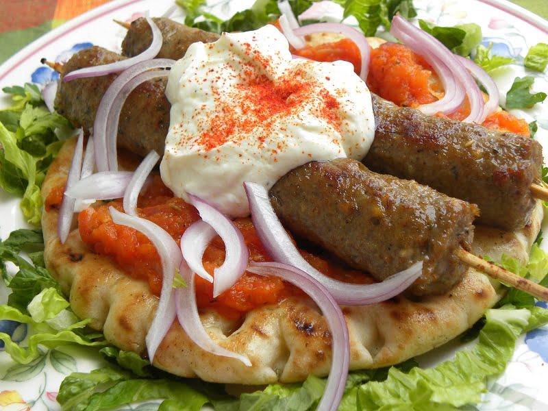 Yiaourtlou kebab image
