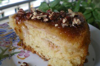 Vanilla Apple Cake image