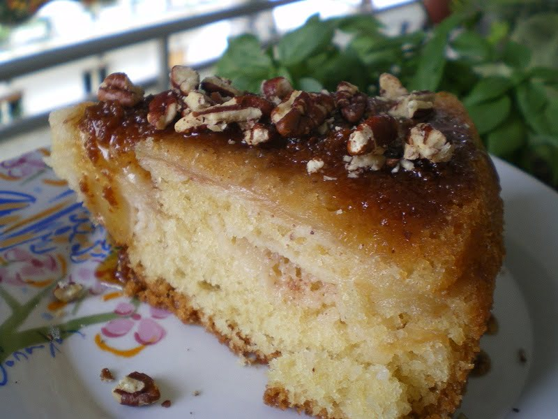 Vanilla Apple Cake image