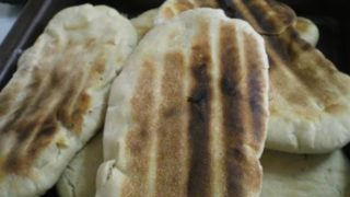 Cypriot pita bread