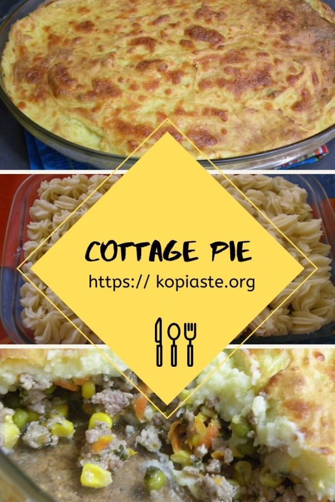 Collage Cottage Pie image