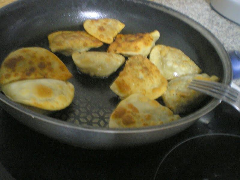 Frying bourekia image