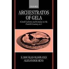 archestratos book image