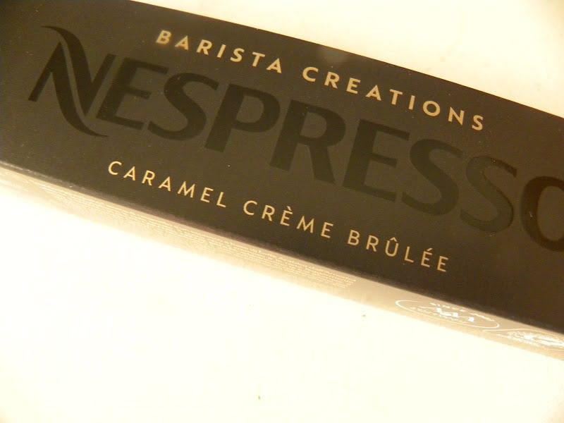 Caramel Crème Brûlée coffee capsules image