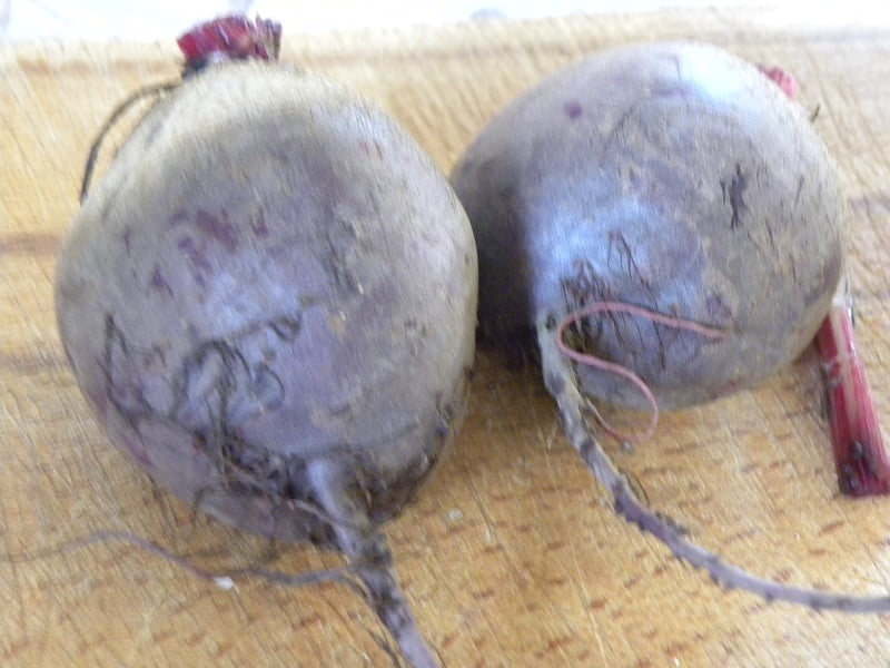 Raw beets image