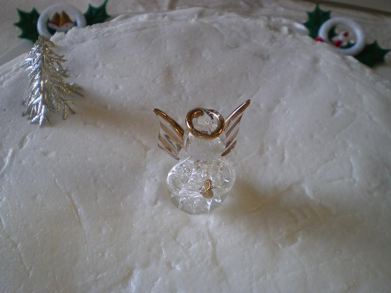 Christmas fruit Cake image