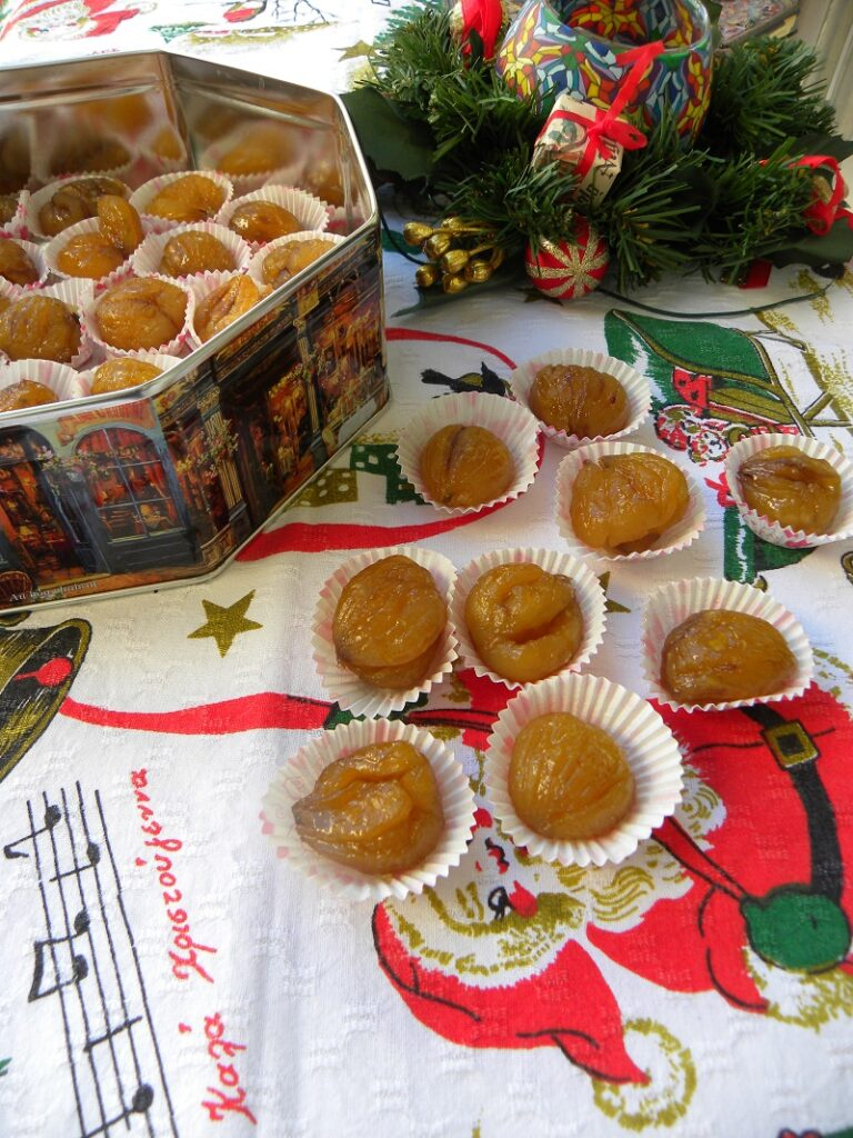 Marrons glaces image