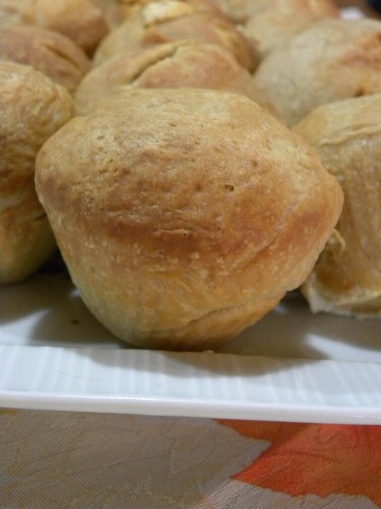 Mini cheese bread image
