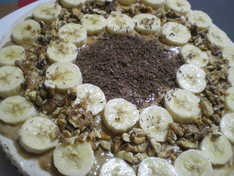 Original banoffee cake image