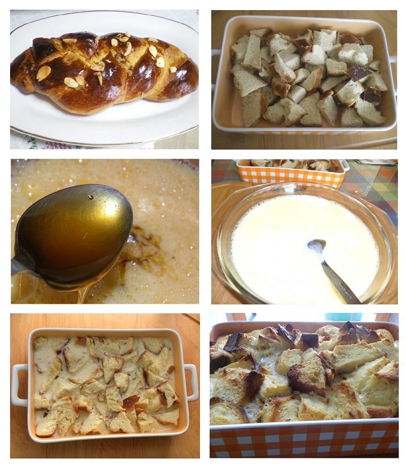Collage making Tsoureki image