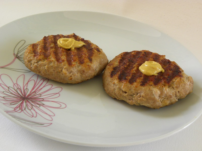 Grilled Mpiftekia image