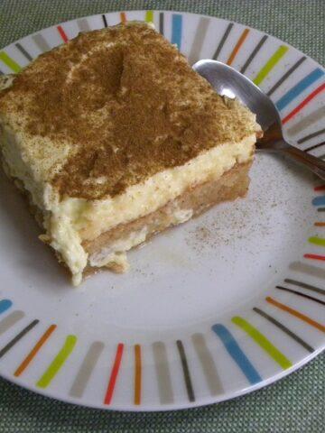 Politiko Thessalonikis dessert image
